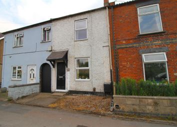 Thumbnail 2 bed terraced house for sale in Church Lane, Whitwick, Coalville