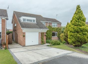Thumbnail 4 bed detached house for sale in Eastfield Road, Keelby, Grimsby