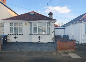 Thumbnail 2 bed detached bungalow to rent in Rugby Avenue, Wembley