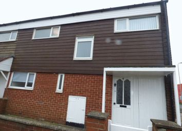 Thumbnail 3 bed terraced house to rent in Tarbrock Court, Bootle