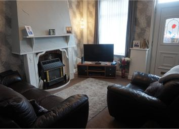 Thumbnail 2 bed terraced house for sale in Goldenhill Road, Stoke-On-Trent