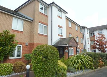 Thumbnail 1 bed flat for sale in Oakleigh Close, Swanley