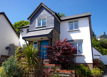 Thumbnail 4 bed detached house for sale in Chynoon Gardens, St Austell