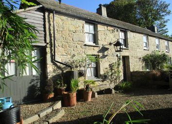 Thumbnail 3 bed semi-detached house for sale in Langweath Cottages, Lelant, St. Ives