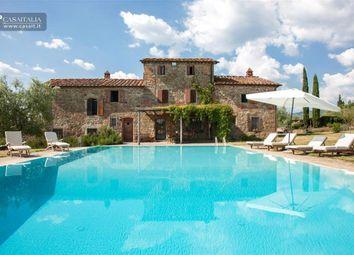 Thumbnail 6 bed villa for sale in Reggello, Toscana, It