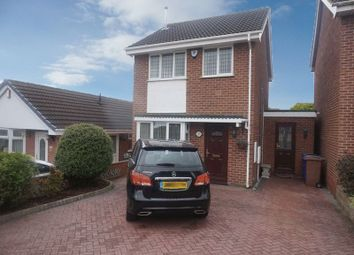 Thumbnail 3 bed detached house for sale in Sterndale Drive, Fenpark, Stoke-On-Trent