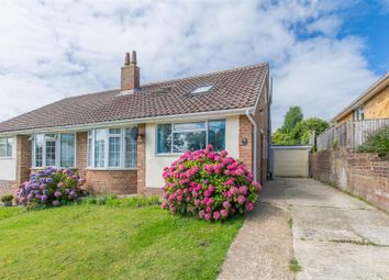 Thumbnail 3 bed semi-detached bungalow for sale in Churchill Road, Heathfield