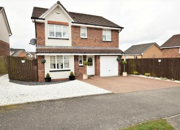 Thumbnail 4 bed detached house for sale in Tobermory Gardens, Airdrie
