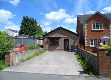 Thumbnail Detached bungalow for sale in Rhestr Fawr, Ystradgynlais, Swansea