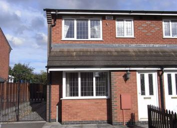 Thumbnail 3 bed semi-detached house to rent in Florian Way, Hinckley