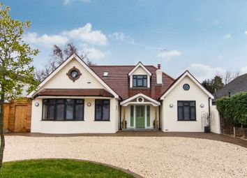 Thumbnail 4 bed detached house for sale in Cotsford Avenue, New Malden