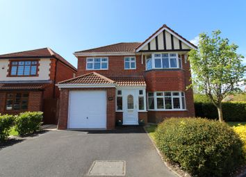 Thumbnail 4 bed detached house for sale in Cathrow Way, Thornton