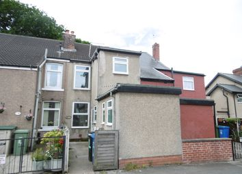 Thumbnail 3 bed terraced house to rent in Park View, Hasland Chesterfield
