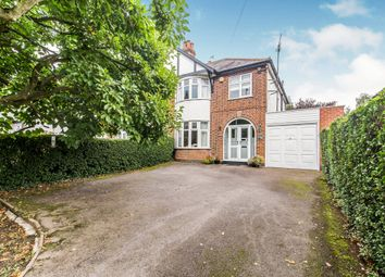 3 bed semi-detached house for sale in Leicester Road, Glen Parva, Leicester LE2