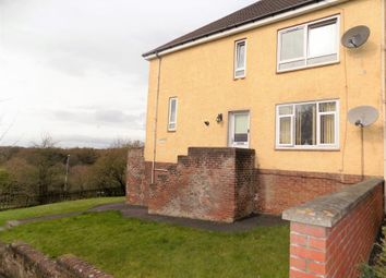 Thumbnail 2 bed flat for sale in Crowwood Road, Calderbank, Airdrie
