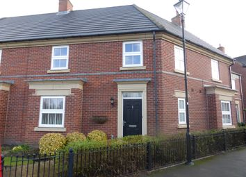 Thumbnail 4 bed semi-detached house for sale in Partington Square, Runcorn