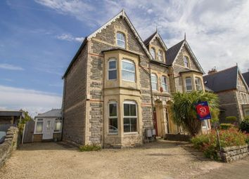 6 bed semi-detached house for sale in Westbourne Road, Penarth CF64
