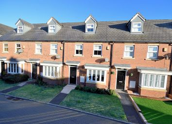 Thumbnail 3 bed town house for sale in Atlanta Gardens, Great Sankey, Warrington