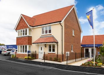 "Thumbnail 4 bed detached house for sale in ""The Canterbury"" at Fulbeck Avenue, Worthing"