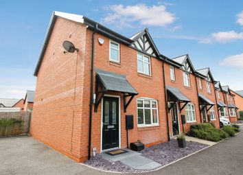 Thumbnail 3 bed semi-detached house for sale in Maximus Drive, Broadheath, Altrincham