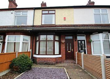 Thumbnail 2 bedroom terraced house for sale in Pitgreen Lane, Wolstanton, Newcastle-Under-Lyme
