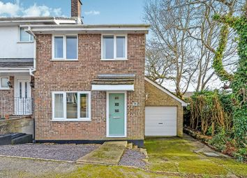 Thumbnail 3 bed semi-detached house for sale in Ventonlace, Grampound Road, Truro