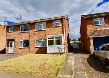 Thumbnail 3 bed semi-detached house to rent in Sherwood Avenue, Kingsthorpe, Northampton