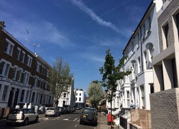 Thumbnail 1 bed flat for sale in Milson Road, London