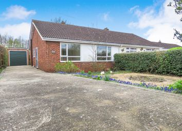 Thumbnail 2 bed semi-detached bungalow to rent in Holme Court Avenue, Biggleswade