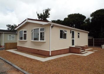 Thumbnail 2 bed bungalow for sale in Finneys Park, Ashby Road, Coalville, Leicestershire