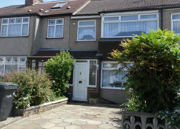 Thumbnail 3 bed terraced house to rent in Aldridge Avenue, Enfield