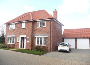 Thumbnail 4 bedroom property to rent in Hodge Court, Kettering