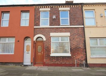 Thumbnail 3 bed terraced house for sale in Upper Warwick Street, Toxteth, Liverpool