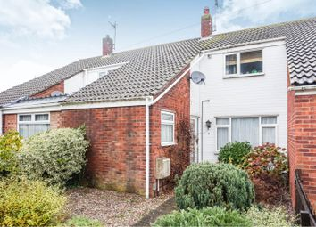 Thumbnail 3 bed terraced house for sale in Saunders Close, Huntingdon