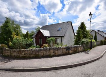 Thumbnail 3 bed detached house for sale in Woodburn Drive, Grantown-On-Spey