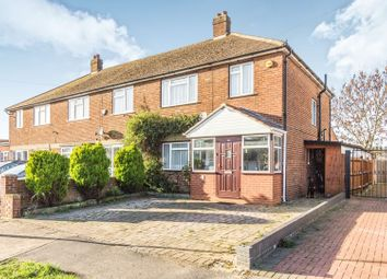 Thumbnail 3 bed semi-detached house for sale in Edwards Avenue, Ruislip