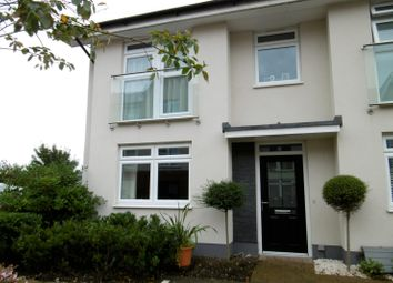 Thumbnail 3 bed semi-detached house to rent in Stabler Way, Carters Quay, Poole