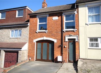 Thumbnail 1 bed terraced house for sale in Belle Vue Road, Old Town, Swindon