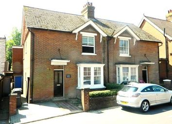 Thumbnail 3 bed semi-detached house for sale in High Street, Lenham, Maidstone, Kent