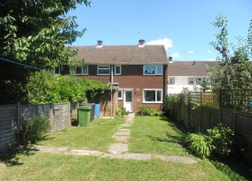 Thumbnail 3 bed end terrace house to rent in Caernarvon Crescent, Bletchley, Milton Keynes