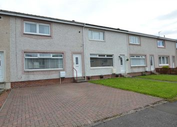 Thumbnail 2 bed terraced house for sale in Burnside Crescent, Shotts