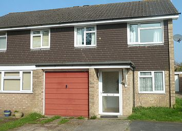 Thumbnail 4 bed semi-detached house for sale in Butts Ash Gardens, Hythe
