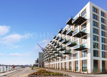 Thumbnail  Studio for sale in Thameside House, Royal Wharf, London
