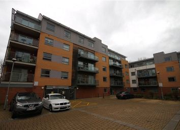Thumbnail 2 bed flat for sale in Talbot Close, Mitcham