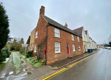 Thumbnail 3 bed end terrace house for sale in Mill Street, Gamlingay, Sandy