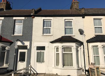 Thumbnail 3 bed terraced house to rent in Khartoum Road, Ilford