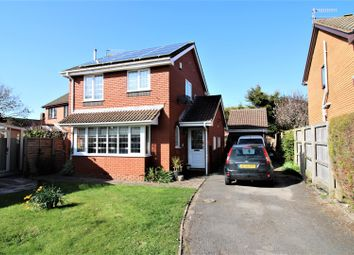 Thumbnail 4 bed detached house for sale in Burford Close, Portishead, Bristol