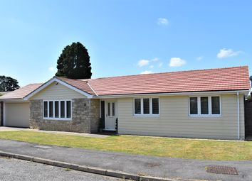 Hazlemere Drive, St Leonards, Ringwood BH24. 4 bed detached bungalow