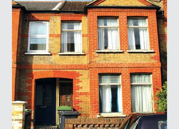 Thumbnail 2 bed terraced house for sale in Neuchatel Road, London