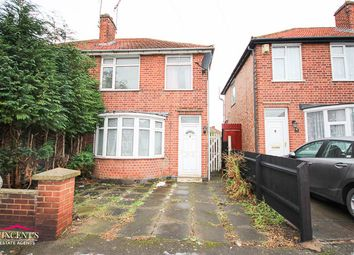 Thumbnail 3 bed semi-detached house for sale in Henley Crescent, Leicester